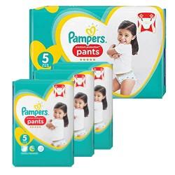 Pampers - Pack 80 Couches Premium Protection Pants taille 5 sur Le roi de la couche