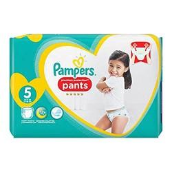 Pampers - Pack 40 Couches Premium Protection Pants taille 5 sur Le roi de la couche