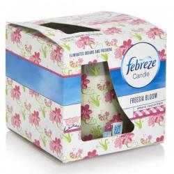 Febreze - Bougie Parfumée Flower Bloom sur Le roi de la couche