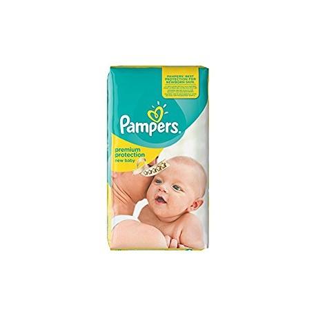 Pampers - Pack de 80 Couches New Baby taille 2 sur Le roi de la couche