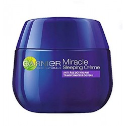 Garnier SkinActive Miracle Anti Fatigue Sleeping Crème Nuit 50 ml sur Le roi de la couche