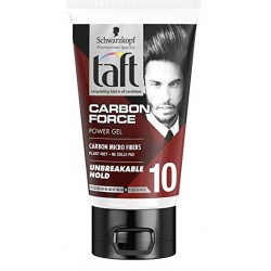 Taft Gel 150 ml Carbon Force N°10 sur Le roi de la couche