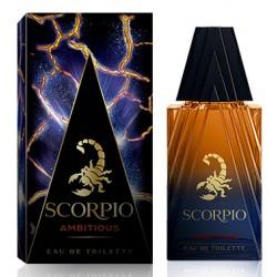 Scorpio Eau de Toilette 75 ml Ambitious sur Le roi de la couche