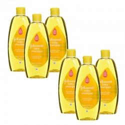 Pack de 6 Shampooings doux bébé Johnson 300 ml sur Le roi de la couche