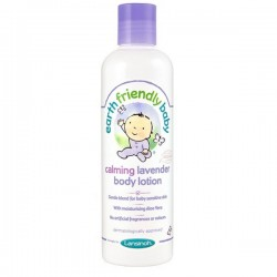 EFB - Earth Friendly Baby - Flacon Lotion hydratante Bio à la Camomille sur Le roi de la couche