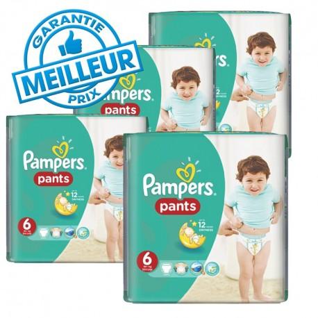 Pampers - Mega pack 120 Couches Baby Dry taille 3 sur Le roi de la couche