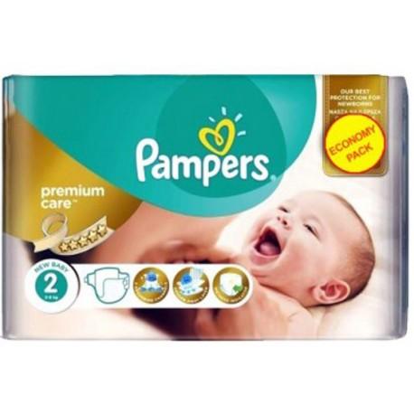 Pampers - Maxi mega pack 441 Couches Baby Dry taille 4 sur Le roi de la couche