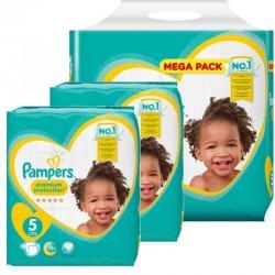 Pampers - Mega pack 192 Couches Premium Protection taille 6 sur Le roi de la couche
