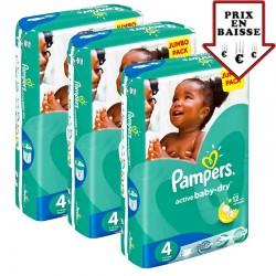 Dodot - Maxi giga pack 390 Couches 0 taille 6 sur Le roi de la couche