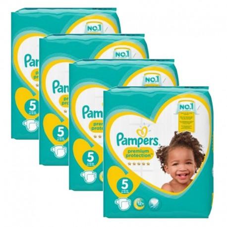 Pampers - Maxi giga pack 380 Couches Baby Dry Pants taille 3 sur Le roi de la couche