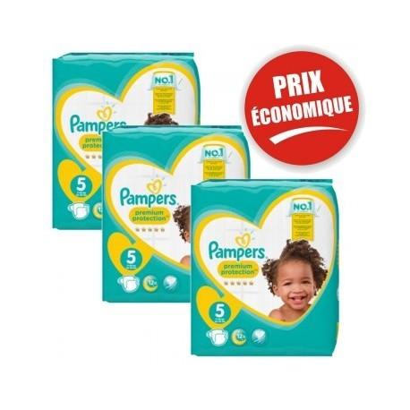 Pampers - Maxi mega pack 475 Couches Baby Dry Pants taille 3 sur Le roi de la couche