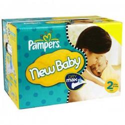 Pampers - Pack 58 Couches Premium Protection taille 3 sur Le roi de la couche