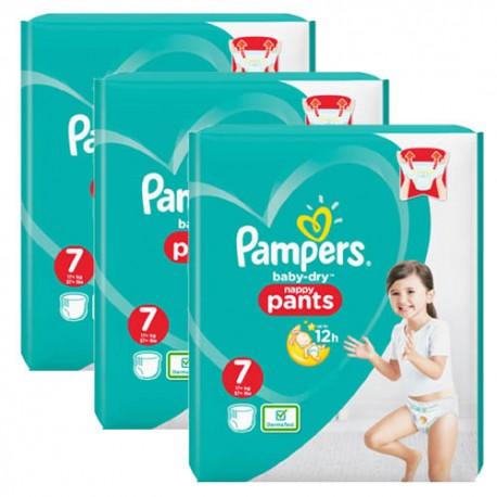 Pampers - Giga pack 224 Couches Premium Protection taille 1 sur Le roi de la couche