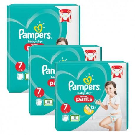 Pampers - Giga pack 280 Couches Premium Protection taille 1 sur Le roi de la couche