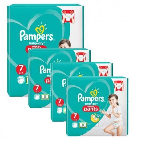 Pampers - Maxi giga pack 336 Couches Premium Protection taille 1 sur Le roi de la couche