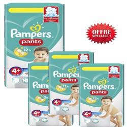 Pampers - Mega pack 120 Couches Premium Care taille 0 sur Le roi de la couche