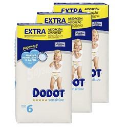 Pampers - Mega pack 104 Couches Premium Care taille 1 sur Le roi de la couche