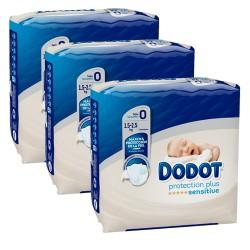 Pampers - Maxi giga pack 312 Couches Premium Care taille 1 sur Le roi de la couche