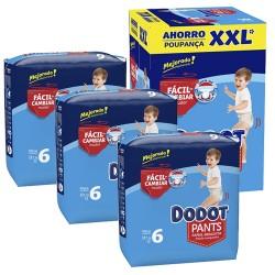Pampers - Maxi mega pack 476 Couches New Baby Dry taille 2 sur Le roi de la couche