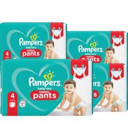 Pampers - Pack jumeaux 816 Couches New Baby Dry taille 2 sur Le roi de la couche