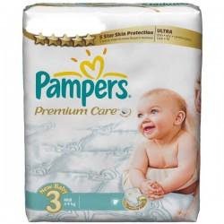 Pampers - Giga pack 210 Couches Active Baby Dry taille 5 sur Le roi de la couche