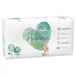 Pampers - Pack 78 Couches Harmonie taille 2