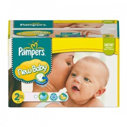 Pampers - Maxi Pack 288 Couches Baby Dry taille 2