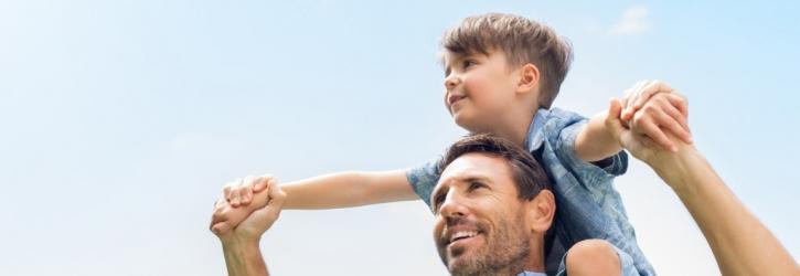 Les liens père-enfant